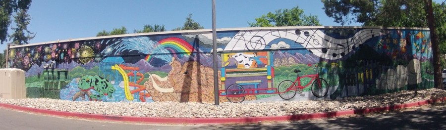 2013 Community Mural Project. Fort Collins, CO